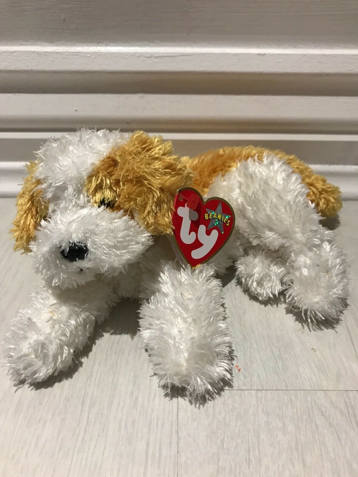 TY Beanie Baby Rare with errors - Darling. Excellent condition.