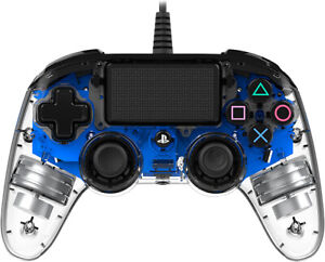 Nacon-Wired-Controller-blau-Playstaiton-4