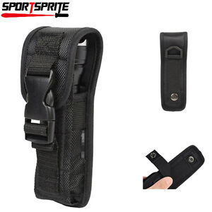 Belt-Clip-Flashlight-Holster-Pouch-for-Surefire-Ultrafire-Tactical-LED-Torch