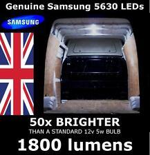 12v LED Interior Van Load Work Light Kit, Sprinter, Ducato, Transit, VW 1800lm