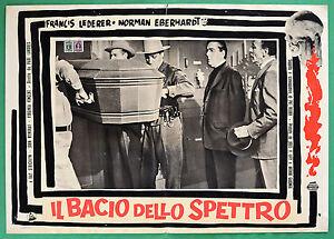 T42 Fotobustale Die Kuss Die Spectrum Francis Lederer Norman Eberhardt Horror 2