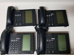 (4) Iwatsu IX-5930 Executive IP VoIP Display Business Office Phone