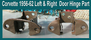 Corvette-1956-1957-1958-1959-1960-1961-1962-Door-Hinge-Left-Right-Pair-1-Pits