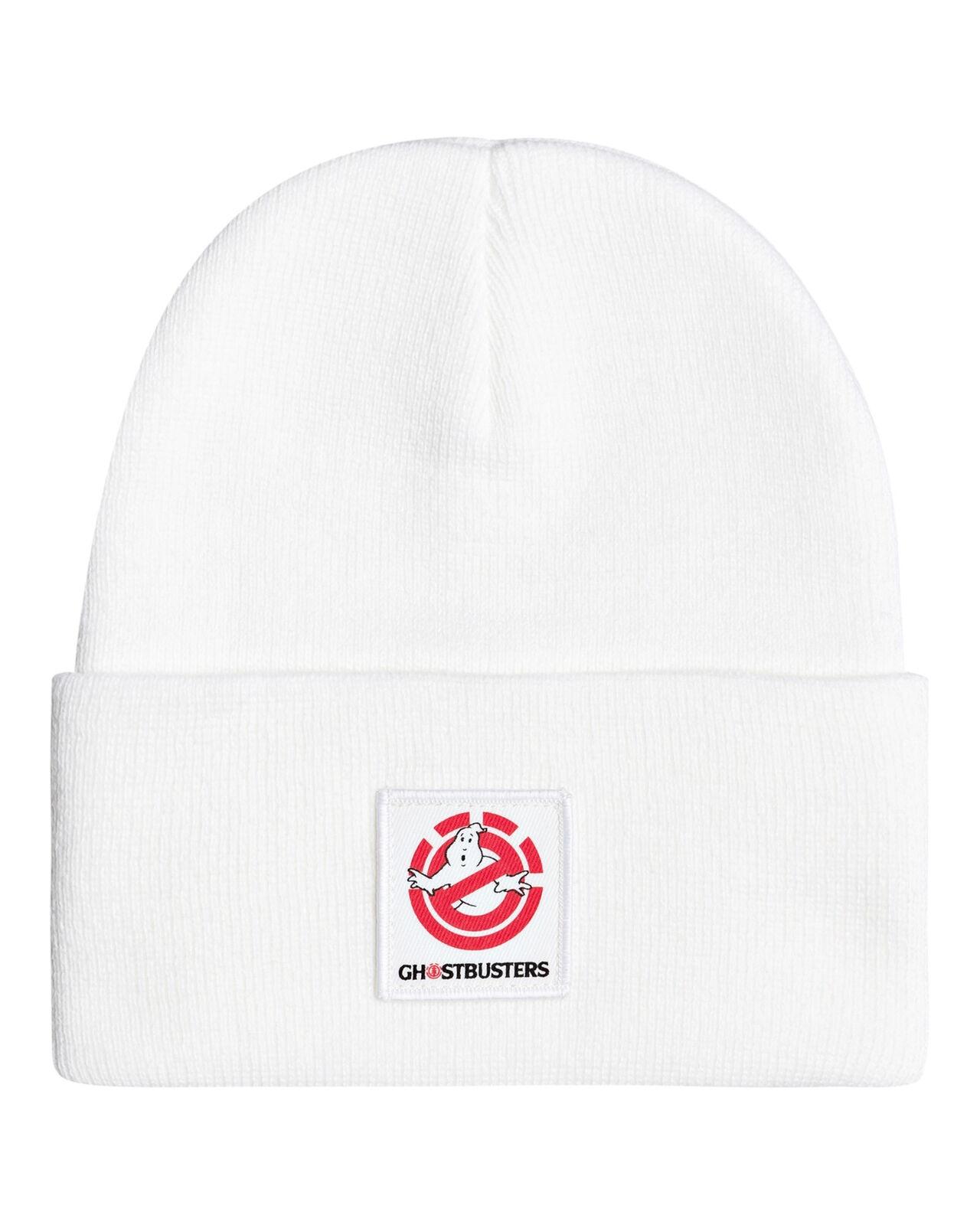 Element Herren Mütze Ghostbusters Dusk Beanie (Optic White)