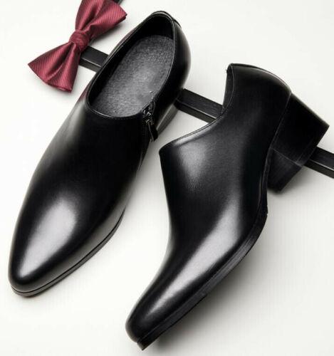 Herrenschuhe Britisch Business-Schuhe Lederschuhe Formell Hochzeit Spitz Party L