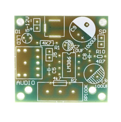 LM386 Super Mini Verstärker Tafel 3V-12V Power Verstärker DIY AHS