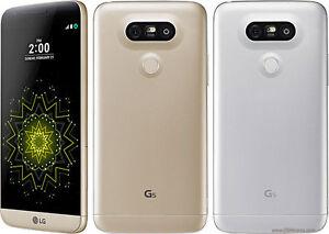 UNLOCKED LG G5 32GB Smartphone Fido Bell Rogers Telus AT&T - Warranty