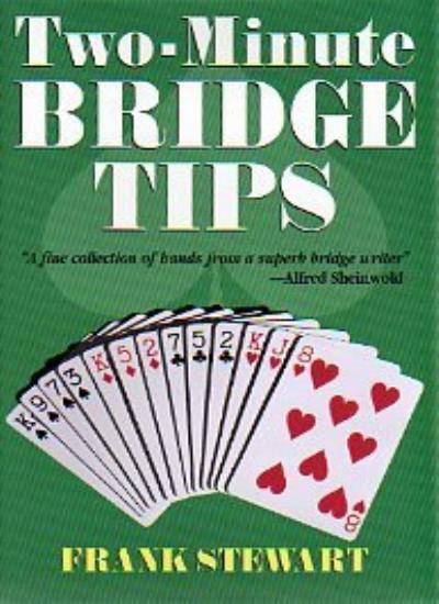 Two-Minute Bridge Tips,Frank Stewart