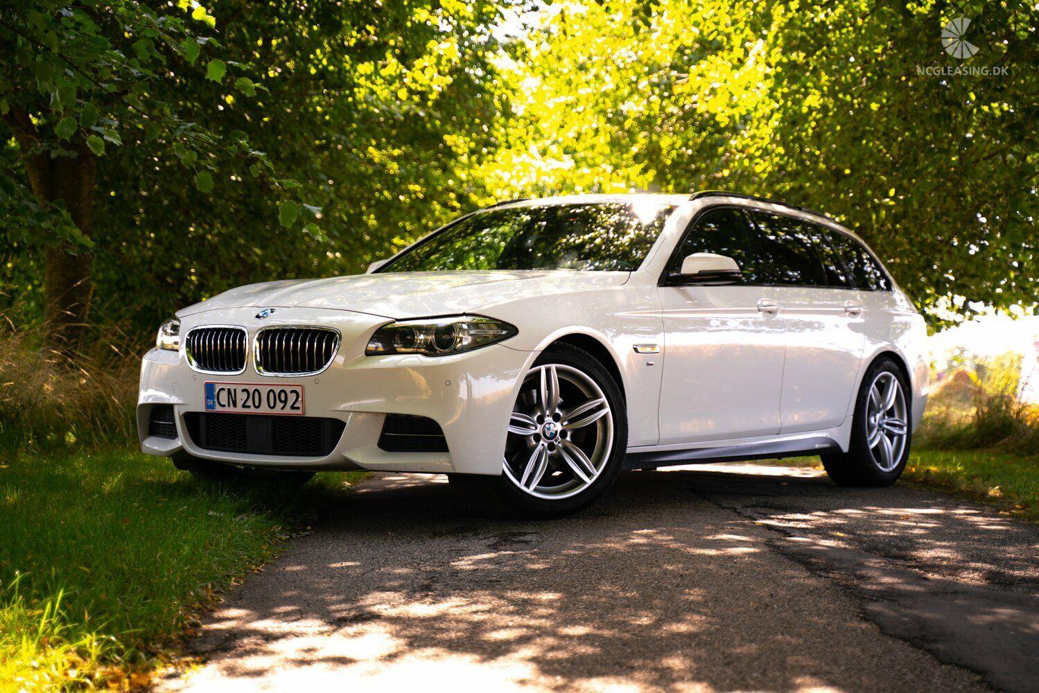 BMW 520d 2,0 Touring xDrive aut. 5d - 3.895 kr.