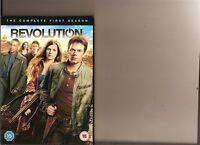 REVOLUTION COMPLETE SERIES 1 DVD 5 DISC SET JJ ABRAMS