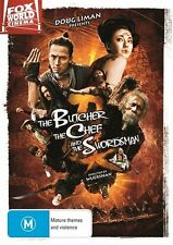 The Butcher Chef And The Swordsman (DVD, 2012) Ashton Xu, Kitty Zhang Yuqi, Liu