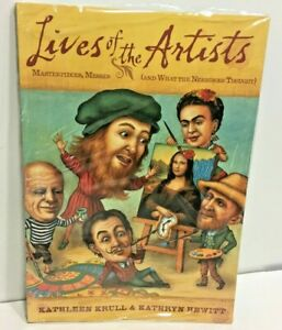 Lives-of-the-Artists-Masterpieces-Messes-And-What-the-Neighbors-Thought