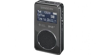 Sangean DPR-35 DAB Pocket Radio BLACK Brand New