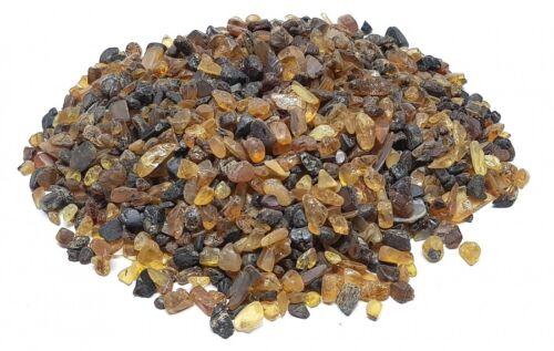 00 € 50 gramos naturaleza Bernstein chips en farbmix aprox mm 4-10 p.p.kg.40