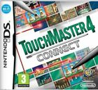 Touchmaster 4 Connect Game for Nintendo DS Lite DSi XL 3ds
