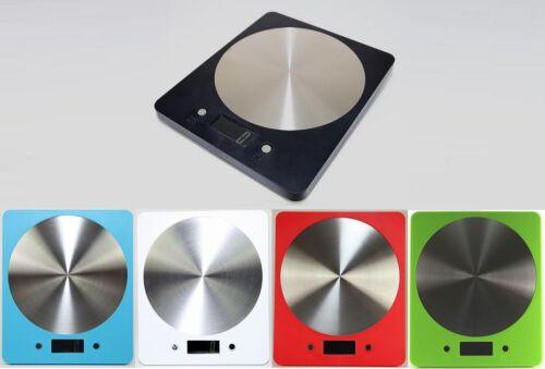 5kg digital slim plateforme électronique cuisine cuisson des aliments postal lettre échelles