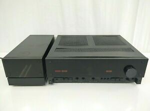 Kenwood-L-01A-Stereo-Integrated-Amplifier-With-Power-supply-Very-Good-Condition