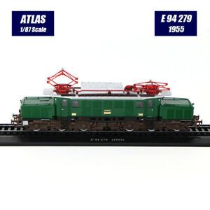 1-87-Atlas-Locomotive-Collections-Tramways-E-94-279-1955-Tram-Model-New