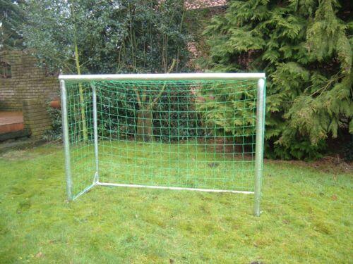 Fußballtor 1,80 x 1,20 m feuerverzinkt - sehr stabil incl. Profi-Netz !