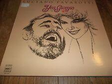 Luciano Pavarotti Yes Giorgio Soundtrack LP EX+ 1982