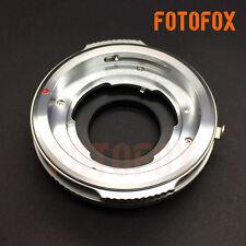 DKL-PK Brass Voigtlander Schneider DKL Lens to Pentax PK Mount Adapter Silver