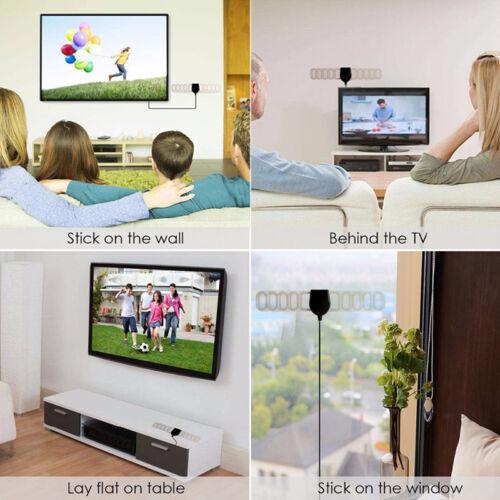 20dB Waterproof Digital TV Active Receiver Antenna for Car DVB-T DVB-T2 Pt
