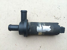 VW GOLF JETTA MK2 1.6 GTD TURBO DIESEL AUXILIARY WATER COOLANT CIRCULATING PUMP