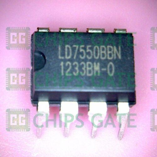 40PCS PWM Controller IC LEADTREND DIP-8 LD7550BOBN LD7550BBN LD7550BN