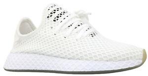Adidas Originals Deerupt Runner Herren Sneaker Turnschuhe Schuhe weiß EE5673 NEU