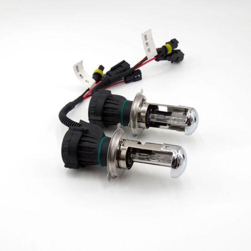 2pcs HID Xenon Bi-xenon High//Low Dual Beam Bulbs H4 H13 9003 9004 9007 9008