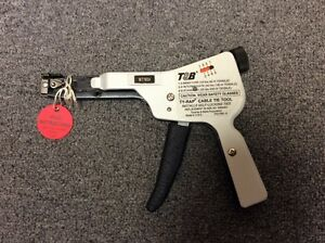 Thomas And Betts Wt193a Cable Tie Wrap Gun Pistol Type