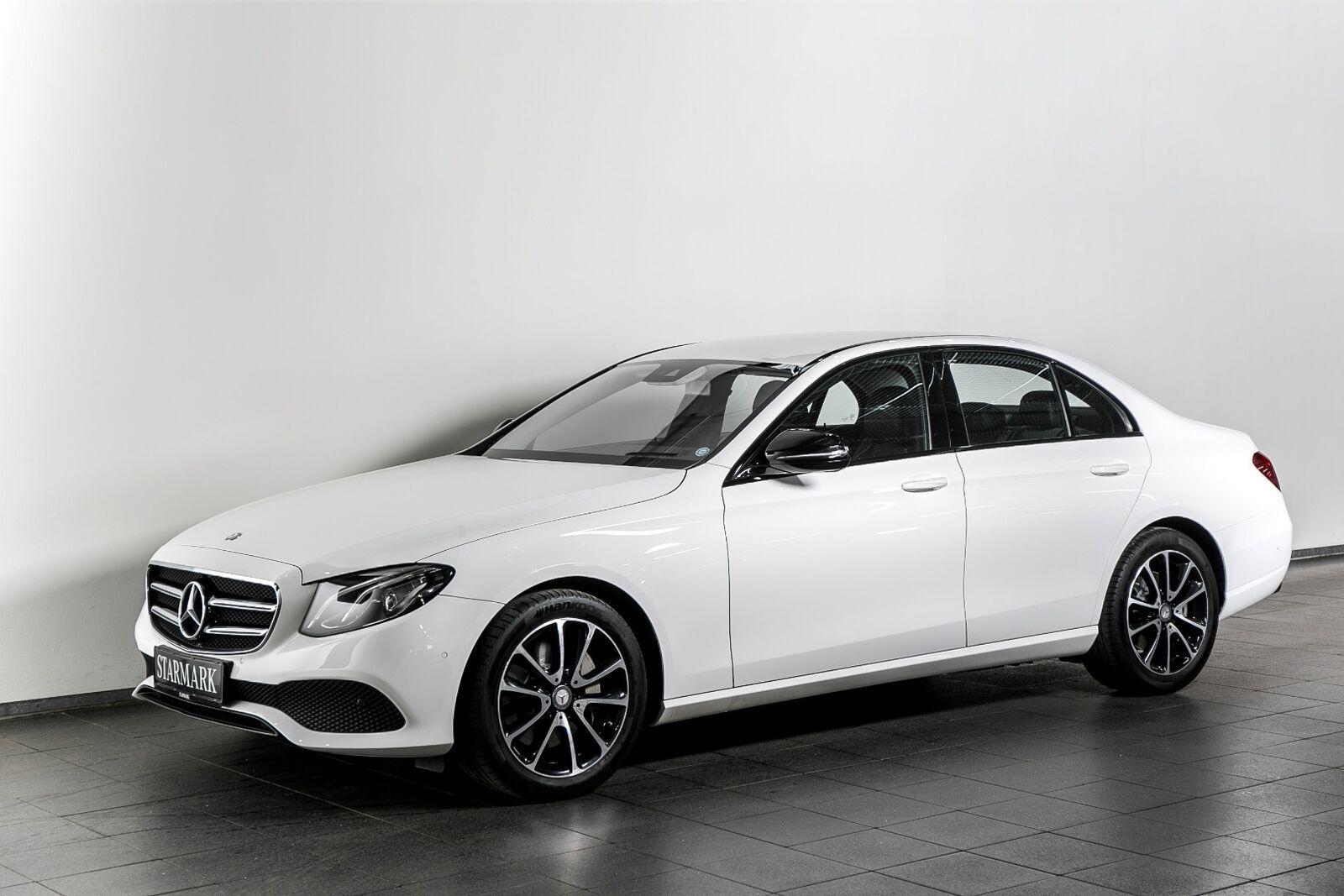Mercedes-Benz E350 d 3,0 Avantgarde aut.