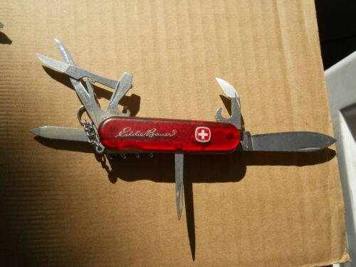 Swiss Army Knives Collection On Ebay
