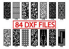 84 Dxf Of Plasma Laser Cut Cnc Vector Dxf Cdr Svg Pdf Ai Art File
