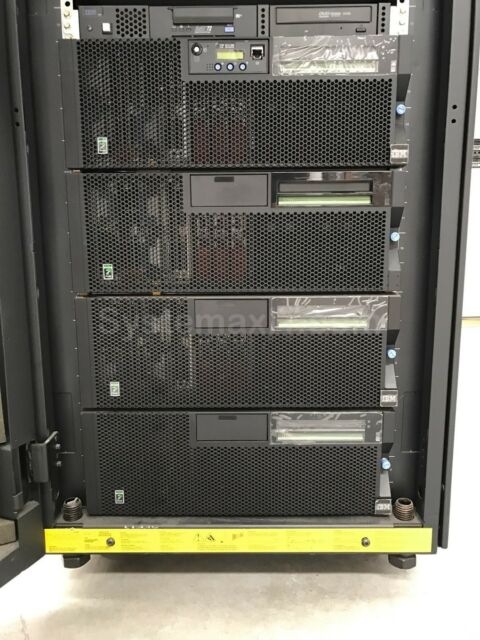 IBM 9117-MMA POWER6 P570 16-Way 4.7GHz Expterprise Server w/ 192GB Memory