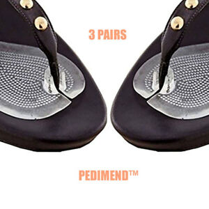 ec0f20ae4 Pedimend Gel Toe Posts Cushion Sandals Flip Flop Toe Thong Protector ...