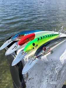 4-x-Noeby-Big-Game-Fishing-Lures-275mm-78g-Tuna-Marlin-Mackerel-Mahi-Mahi-Gt-039-s