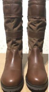 Stivali in da marrone donna Donna Scarpe wrangler pelle Taglia Premium 6 chiaro Novità da originali Ct8zxzTqw
