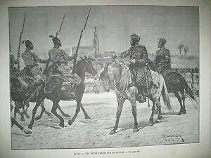MAROC-SULTAN-ATTENTAT-DE-RAON-SUR-PLAINE-NORVEGE-CHRISTIANSAND-TULDSCHA-1887