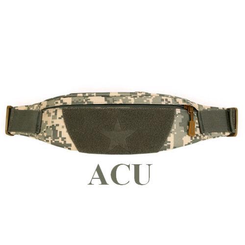 Men Durable Fanny Waist Pack Belt Hip Bum Military Tactical Running Phone Bag