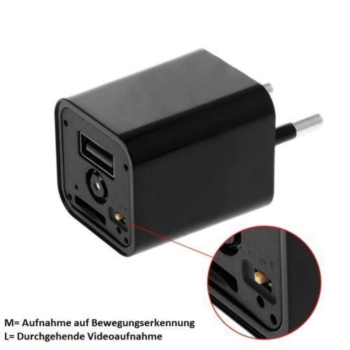 2GB Escondido Cámara en USB Detector de Movimiento Sensor Vivienda Spy A247