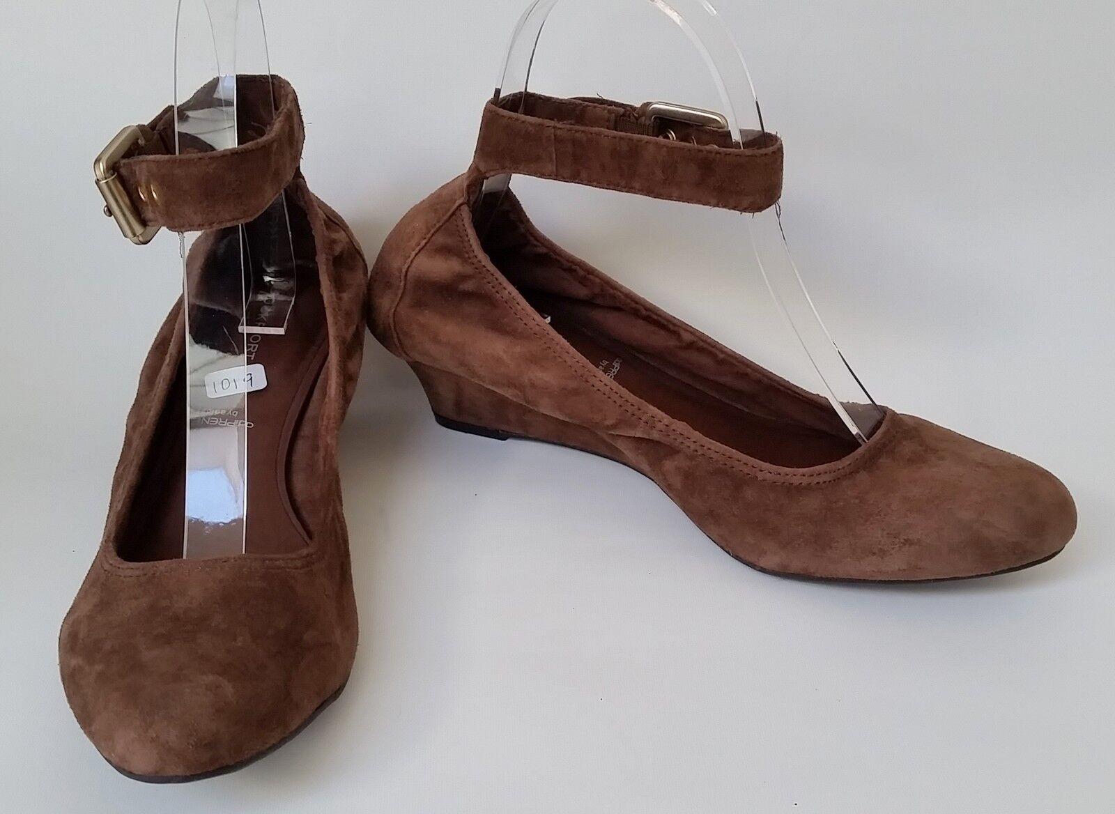 Rockport Chaussures Compensées Bretelles Cheville adiPRENE de Adidas Marron Femme Taille 6.5