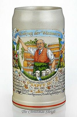 2017 Munich Oktoberfest Stein Mugs Stocked in USA by Beer Gear 1 Liter