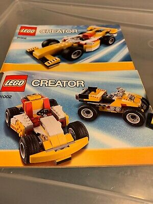 LEGO® Creator Super Racer Building Play Set 31002 NEW Retired