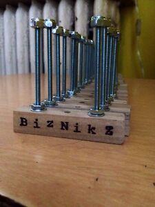 Biznikz-Skateboard-Longboard-Deck-Display-Wall-Mount-Skate-1pc-Hanger