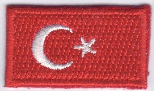 mini Türkei  Aufbügler,Aufnäher,Patch Türkiye