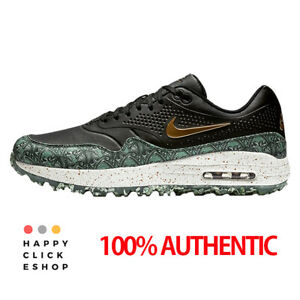 low priced 5b7c8 05b66 Image is loading Nike-Air-Max-1-G-NRG-Golf-Size-