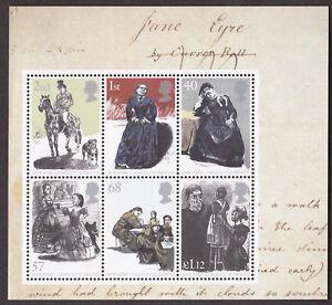 GB-2005-Commemorative-Stamps-Jane-Eyre-M-S-Unmounted-Mint-Set-UK-Seller