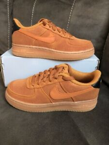 Details about Nike Air Force 1 LV8 Style GS Med Brown Gum AR0735 800 Size 5Y Womens 6.5