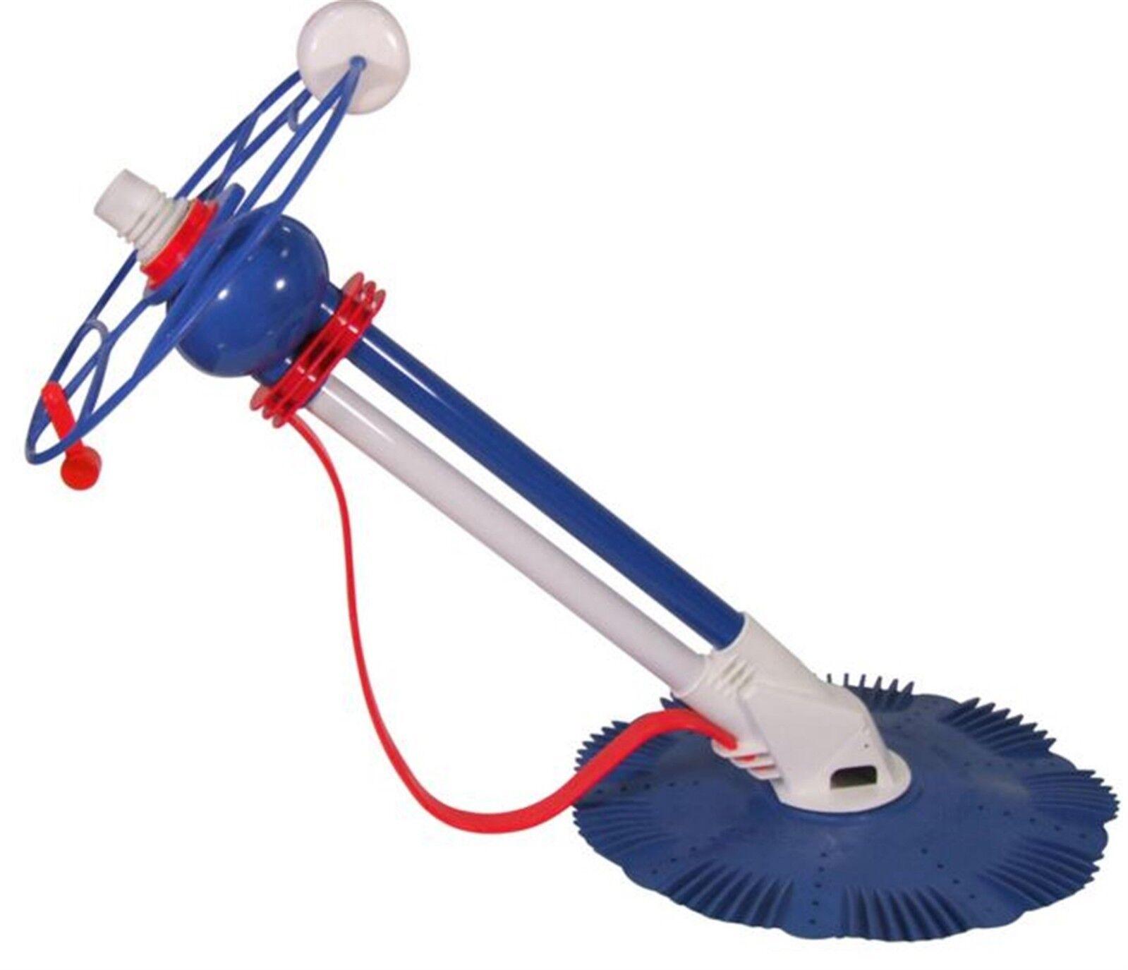 Blau Wave 17.5-in Suction Pool Vacuum Cleaner Maintenance Equipment Outdoor